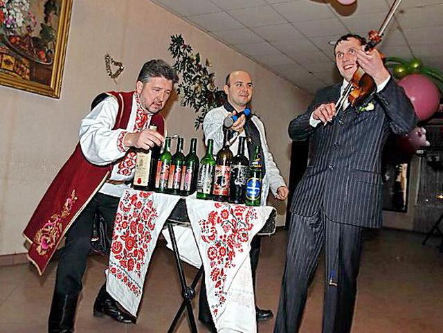 Тамада-ведущий в Киеве